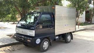 Chọn Suzuki Carry Truck của Nhật để tránh phiền hà từ xe tải nhẹ sao chép