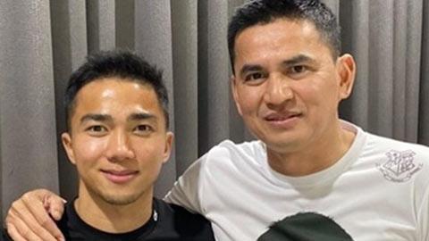 Chanathip đề cử Kiatisak làm HLV tuyển Thái Lan