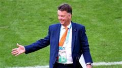 Van Gaal dẫn dắt ĐT Hà Lan tới hết World Cup 2022