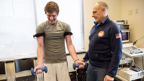 'Hạn chế lưu lượng máu', cách tập mới tại Olympic 2020