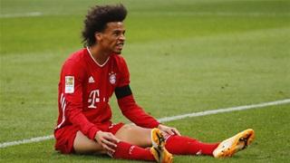 Lương của Leroy Sane khiến Bayern lâm cảnh khó xử