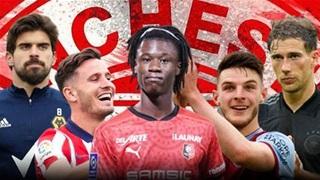 5 ngôi sao xứng tầm thay thế Pogba tại MU
