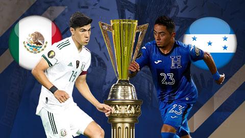 Nhận định bóng đá Mexico vs Honduras, 09h00 ngày 25/7: Chờ Honduras tạo sốc