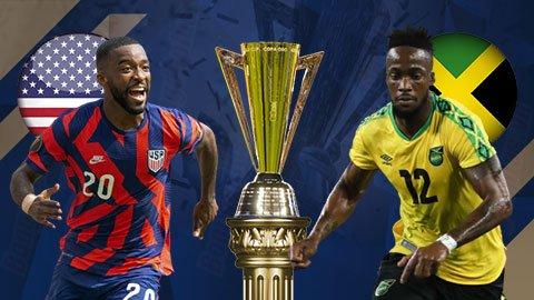 Nhận định bóng đá Mỹ vs Jamaica, 08h30 ngày 26/7