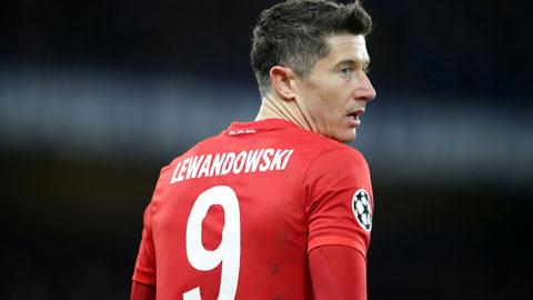 Bayern có thể bán Lewandowski với giá 50 triệu euro