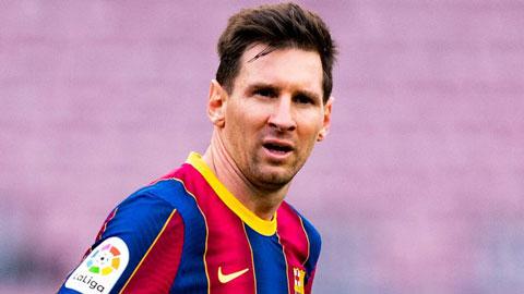 Messi có thể bị cấm thi đấu cho Barca đến tận tháng 1/2022