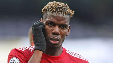 Pogba từ chối hợp đồng 50 triệu bảng của MU, chờ sang PSG