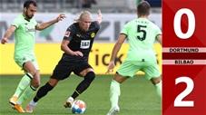 Dortmund vs Bilbao: 0-2 (Giao hữu quốc tế 2021)