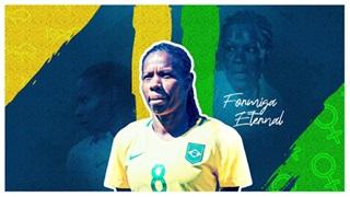 Nữ cầu thủ Formiga đã trở nên vĩ đại thế nào?