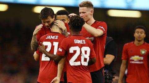 Nhận định bóng đá QPR vs Man United, 21h00 ngày 24/7: Ngày hội của tuổi trẻ