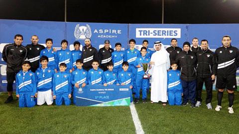 """Qatar và thành công """"made in Aspire"""""""