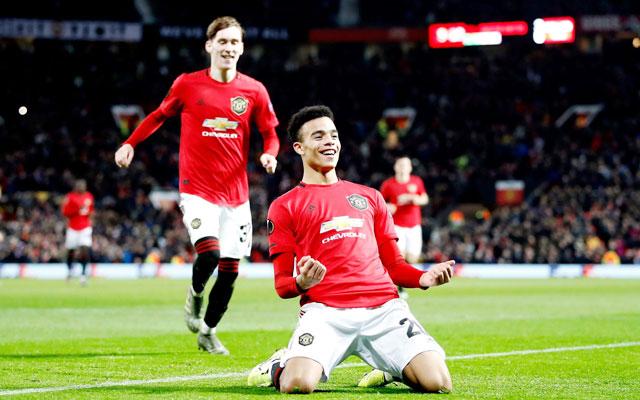 Các cầu thủ trẻ của M.U sẽ được ăn mừng chiến thắng trong trong trận giao hữu với QPR