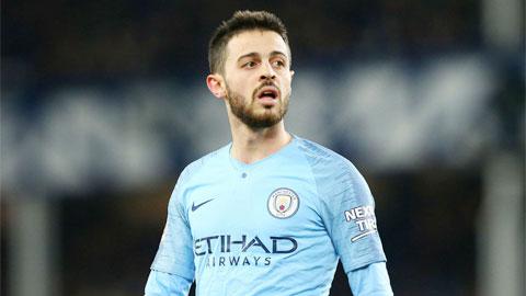 Man City sẽ hy sinh Bernardo Silva?