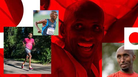 Ở tuổi 44, Abdirahman đã phải vượt qua bao khó khăn để đại diện cho nước Mỹ tham dự Olympic Tokyo