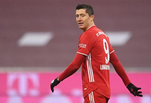 Với 60 triệu euro trở lên, Bayern sẵn sàng bán Lewandowski