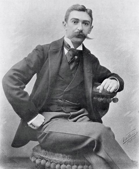Nam tước Pierre de Coubertin