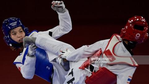 Olympic Tokyo 2020: Kim Tuyền thua võ sĩ Thái Lan ở tứ kết - x��� s��� vietlott