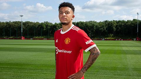 Mạng xã hội dậy sóng sau khi Sancho tới Man United