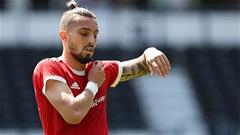 Telles chấn thương, Man United đau đầu với vị trí hậu vệ trái