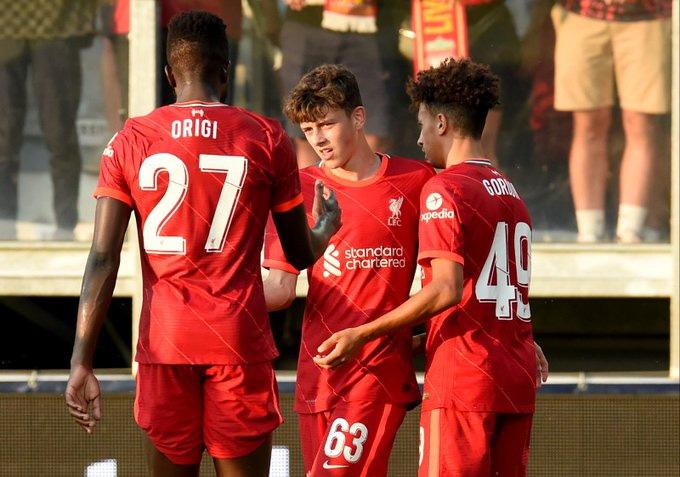 Liverpool chỉ có chiến thắng tối thiểu trước Mainz