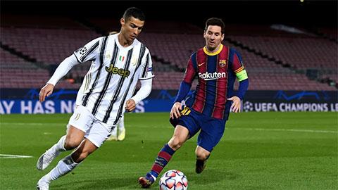 Cúp Joan Gamper: Messi đối đầu Ronaldo trước thềm mùa giải mới
