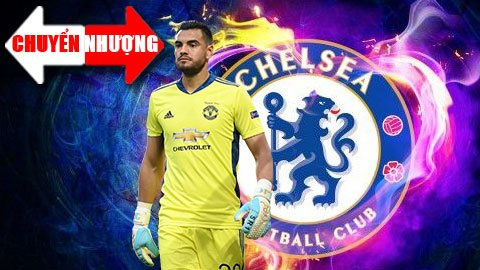 Tin chuyển nhượng 24/7: Chelsea theo đuổi thủ môn Sergio Romero