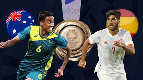 Nhận định bóng đá U23 Australia vs U23 Tây Ban Nha, 17h30 ngày 25/7
