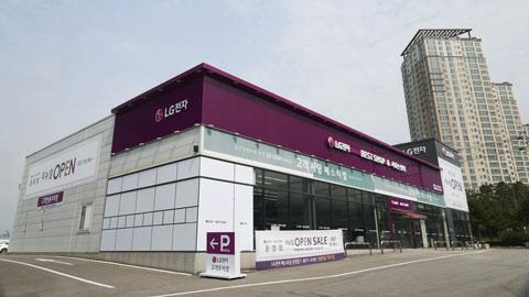 Các cửa hàng LG ở Hàn Quốc sẽ bán iPhone từ tháng 8