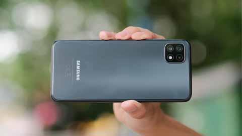 Galaxy A22 5G, smartphone 5G rẻ nhất được Samsung bán ra tại thị trường Việt Nam