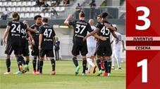 Juventus vs Cesena: 3-1 (Giao hữu quốc tế 2021)