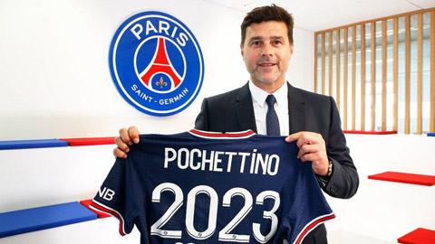 PSG gia hạn hợp đồng 1 năm với Pochettino: Hướng tới những mục tiêu cao nhất