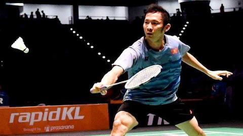Olympic Tokyo 2020: Tay vợt Nguyễn Tiến Minh thua nhanh trận đầu