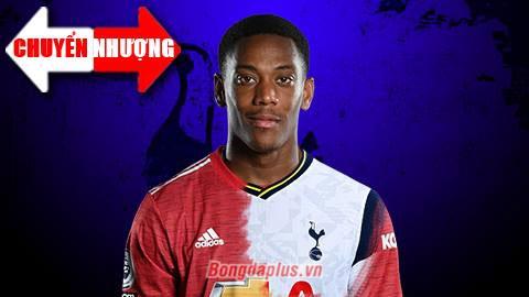 Tin chuyển nhượng 25/7: Tottenham gặp khó trong nỗ lực chiêu mộ Martial