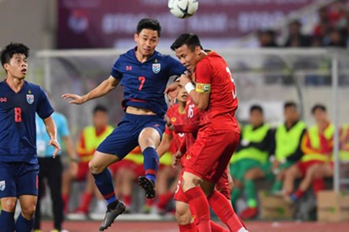 Thái Lan phải tính phương án dùng đội trẻ dự AFF Cup 2020