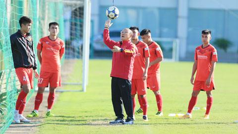 Lo cho lứa cầu thủ U23 Việt Nam