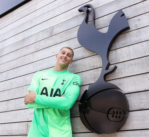 Gollini cập bến Tottenham theo dạng cho mượn 1 năm từ Atalanta