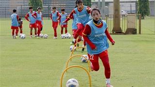 ĐT nữ Việt Nam được tiêm vaccine chuẩn bị cho Asian Cup nữ 2022