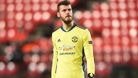 Man United hối hận đã tăng lương quá cao cho De Gea