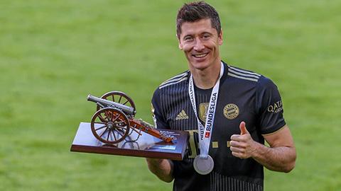 Lewandowski & Tuchel được tôn vinh xuất sắc nhất nước Đức