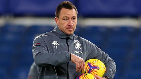 John Terry chia tay Aston Villa để tìm cơ hội trở thành HLV