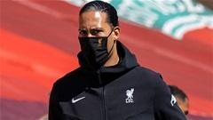 HLV Klopp xác nhận Van Dijk có thể tái xuất ở trận Liverpool vs Hertha Berlin