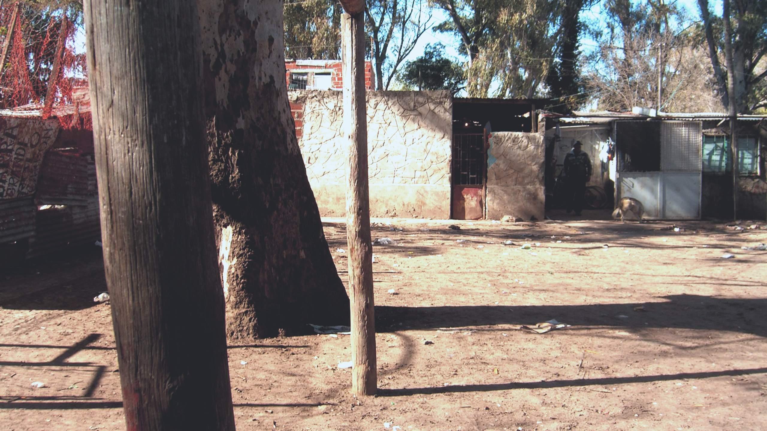 Đây là sân bóng phủi Los Eucaliptus gắn bó lâu dài nhất với Aguero ở lần chuyển nhà thứ hai
