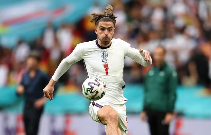 Grealish thi đấu khá hay tại EURO 2020 dù chỉ đá dự bị