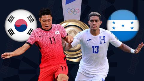 Nhận định bóng đá U23 Hàn Quốc vs U23 Honduras, 15h30 ngày 28/7