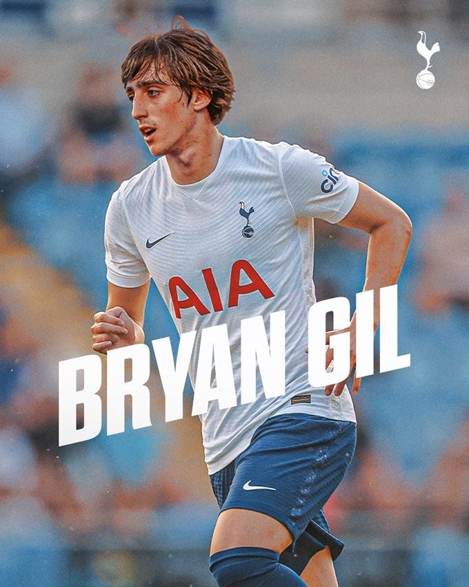 Tottenham vừa xác nhận mua xong Bryan Gil với giá 21 triệu bảng kèm tiền vệ Lamela