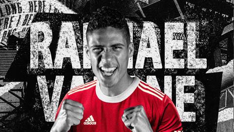 Varane mong đợi số áo mơ ước ở Man United