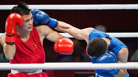 Olympic Tokyo 2020: Võ sĩ Nguyễn Văn Đương dừng bước