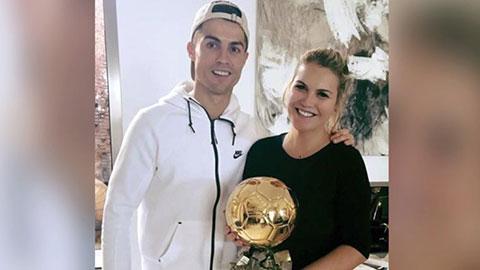 Chị gái Ronaldo nhập viện khẩn cấp do biến chứng Covid-19