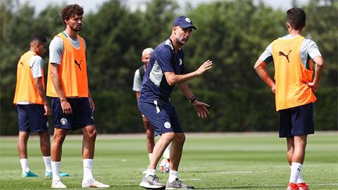 Man City tính dùng đội hình U23 đá với Leicester ở trận Siêu cúp Anh