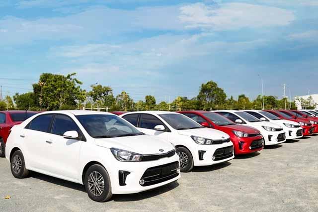 Kia Soluto là mẫu xe có giá khởi điểm thấp nhất phân khúc sedan hạng B